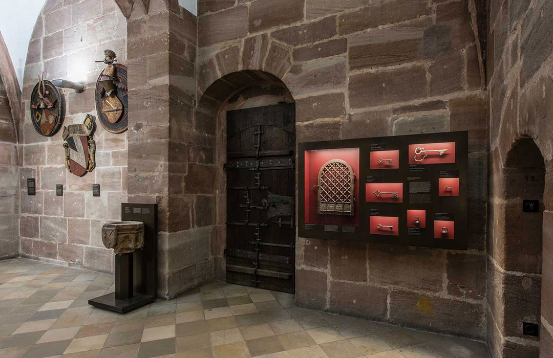 toc. designstudio  - Germanisches Nationalmuseum Nürnberg - Ausführungsplanung Bauleitung Grafikdesign