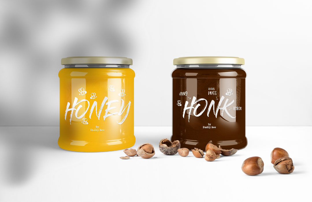toc designstudio - Honey & Honk - Corporate Design, Packaging