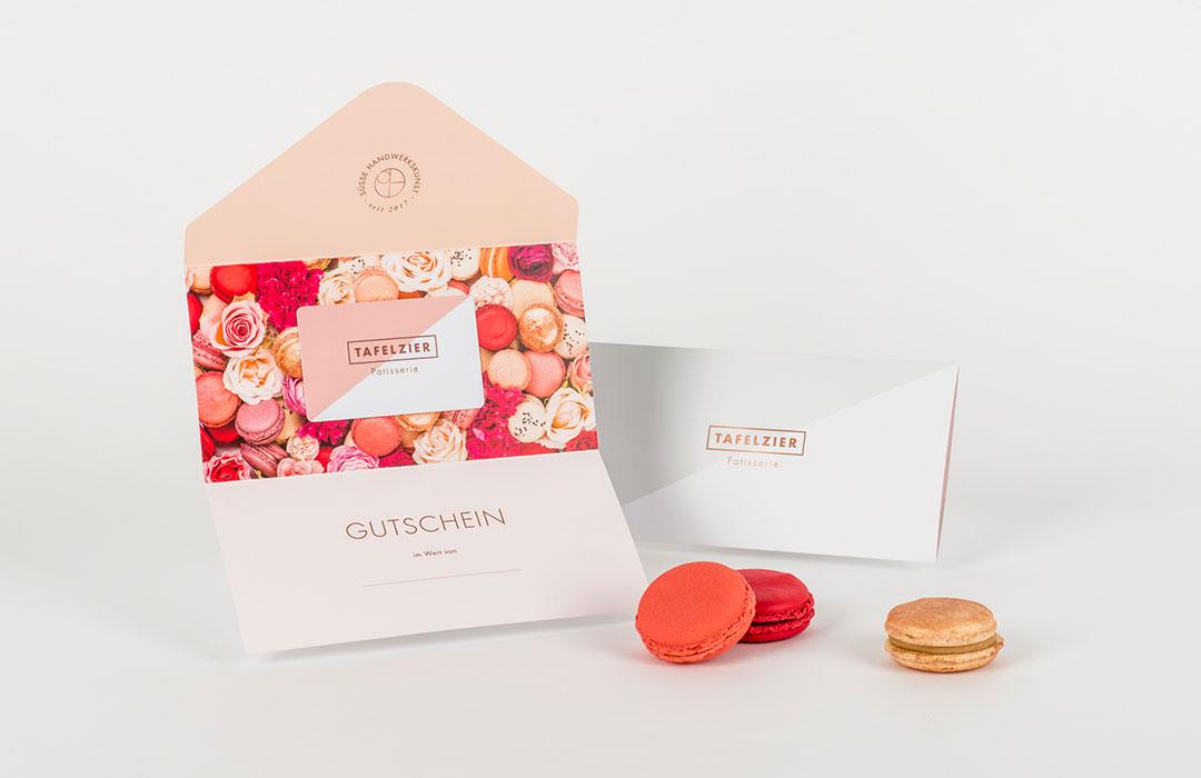 toc. designstudio  - Patisserie Tafelzier Nürnberg - Konzeption, Namensgebung, Branding, Wording, Innenarchitektur, Fotografie, Packaging, Web