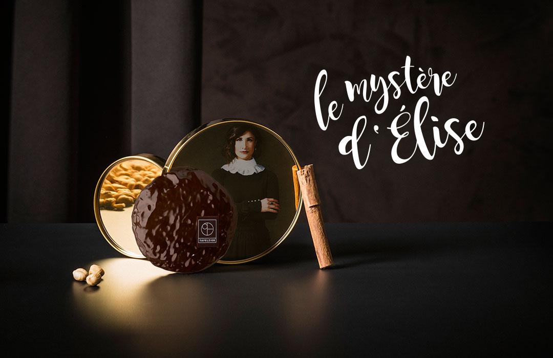 toc designstudio - Patisserie Tafelzier - Winter Kampagne Weihnachtskollektion 2017 und 2018 - Mystère D'Élise