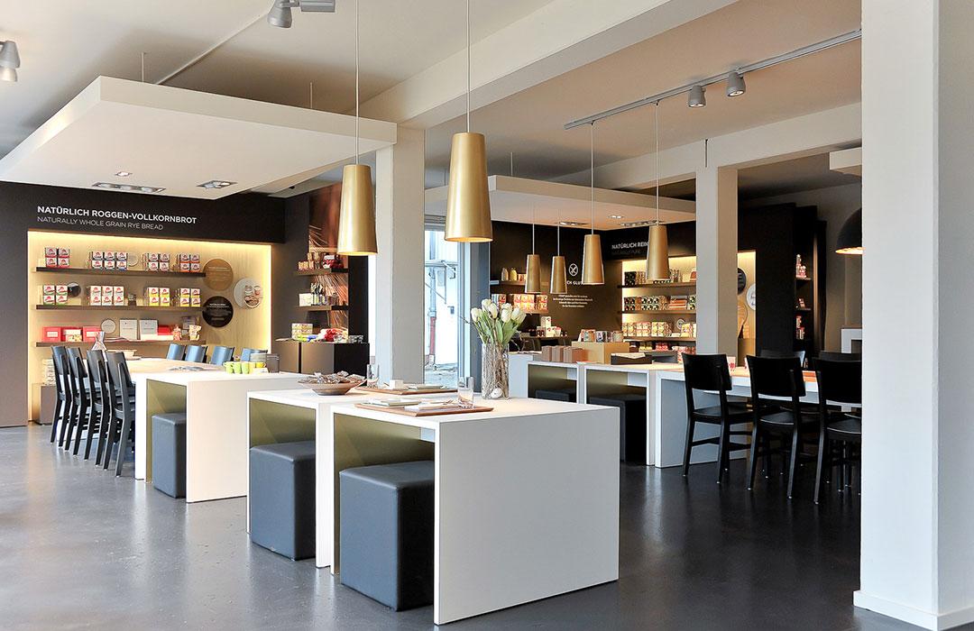 toc designstudio - Pema - Lust Auf Vollkorn Conceptstore - Innenarchitektur - Gastronomie