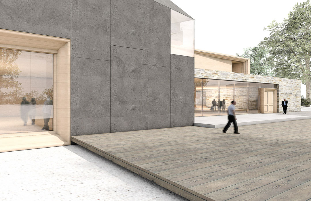 toc designstudio - Architektur - Rehau Hotel - Architekturstudie