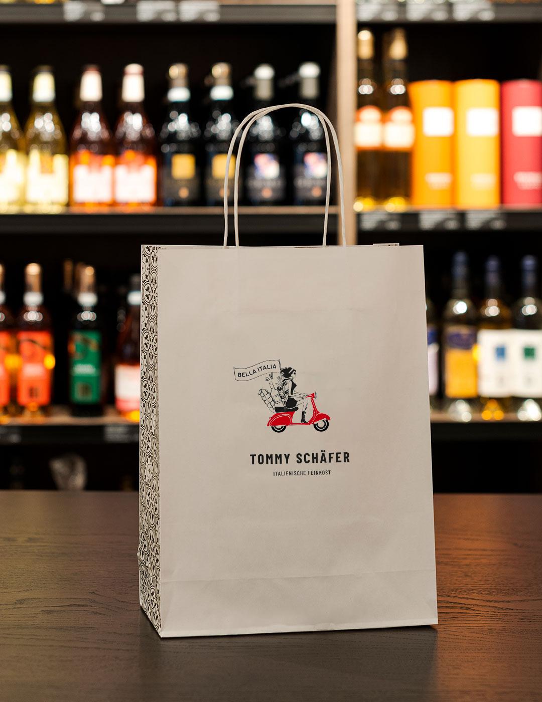 toc. designstudio -  IlNuraghe - Tommy Schäfer - Italienische Feinkost Nürnberg - Konzeption, Branding, Innenarchitektur, Fotografie, Packaging, Web